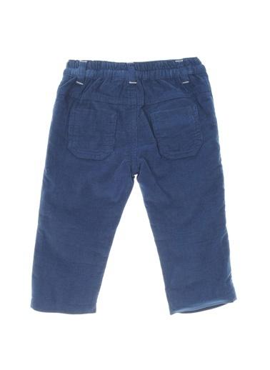 Panço Erkek Bebek Basic Kadife Pantolon 1721186100 İndigo